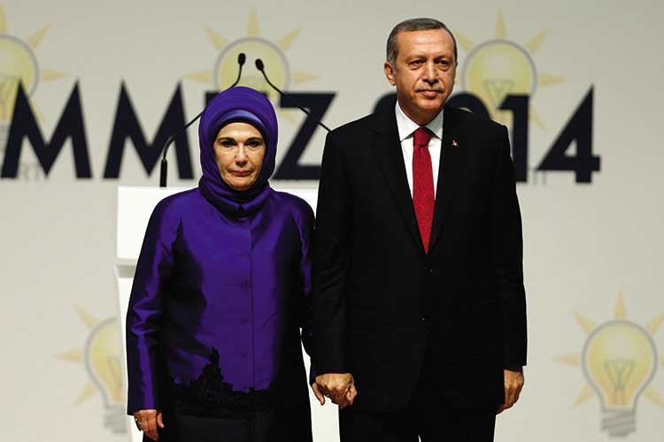 Το πολίτευμα  που οραματίζεται  ο Ερντογάν
