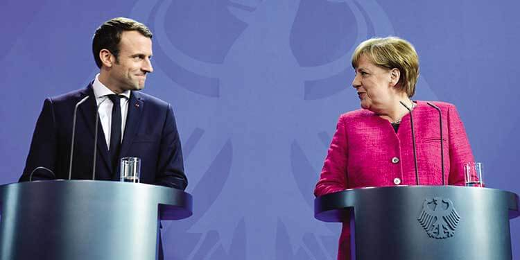 L'Allemagne sera perdante si Macron échoue