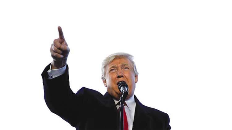 Ο Πρόεδρος Trump και τα Ηνωμένα Έθνη