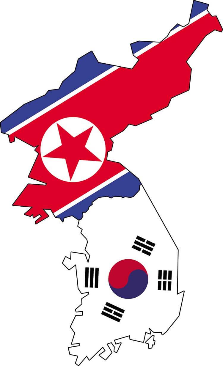 Ανακατατάξεις στην κορεατική χερσόνησο