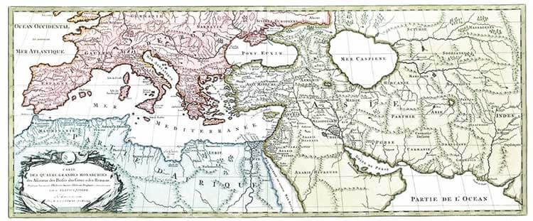 Το Ιράν και η Δύση