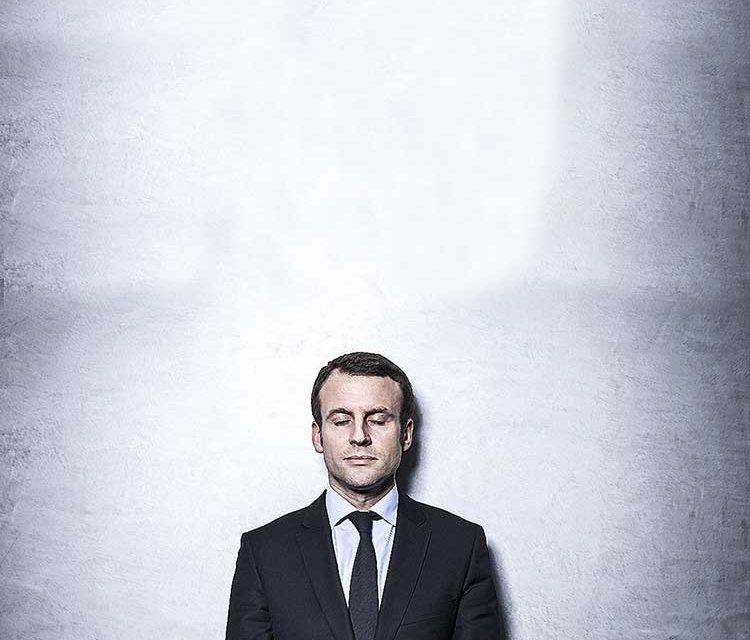 La droite, la gauche et Macron