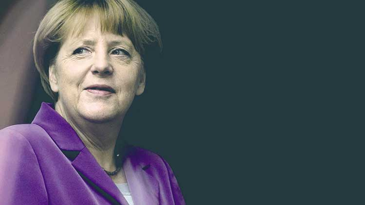 Angela Merkel's New Germany