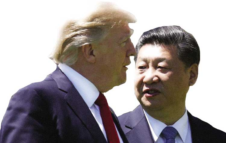 Trump Is Making China Great Again