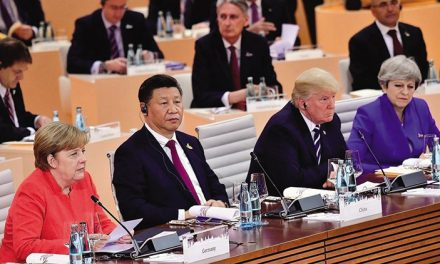 L'Europe entre Trump et Xi