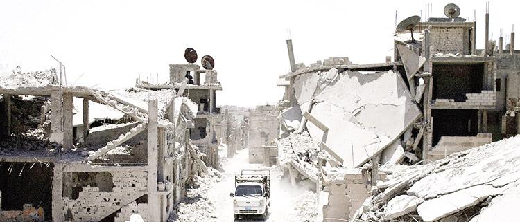 La bombe à retardement syrienne