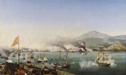 Το 1821, προστάτιδες δυνάμεις και η Ευρωπαϊκή Ένωση