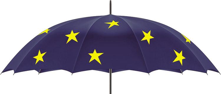Η Ευρώπη εμπρός