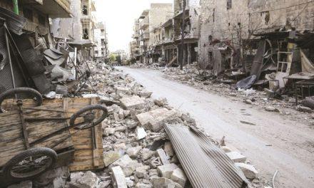 Συρία: Επτά χρόνια εμφυλίου