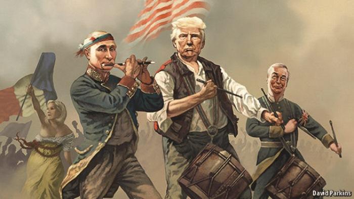 Ο νέος εθνικισμός από τον Πούτιν ως τον Ερντογάν
