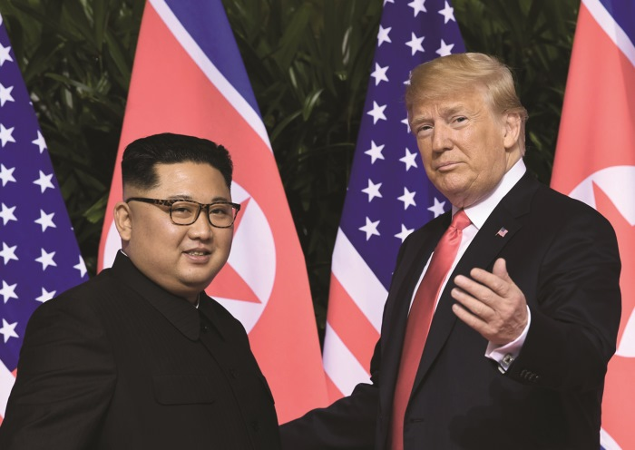 Trump and Kim see new chapter for nations after summit