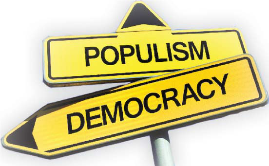 Populism Is Rooted in Politics, not Economics