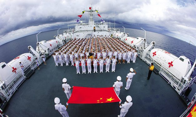 China's South China Sea Grab