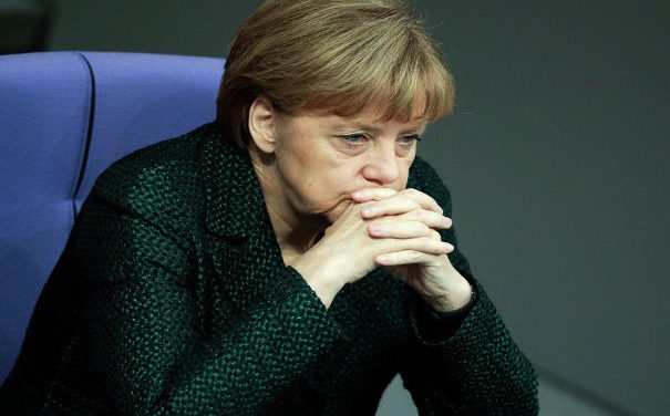 Les longs adieux d'Angela Merkel