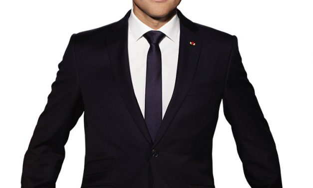 Le grand pari  de Macron