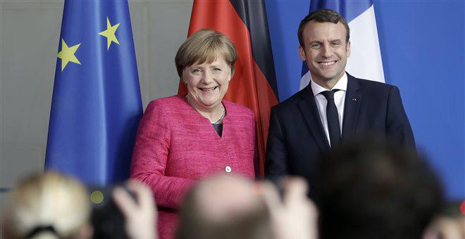 Γαλλογερμανική  Ένωση στην ΕΕ