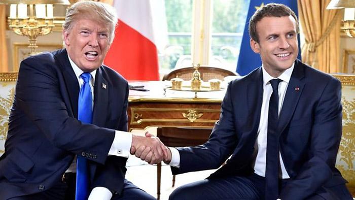 Trump, Macron et la misère du progressisme
