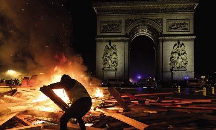 France's  Big Hate