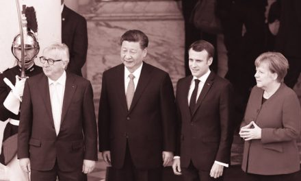Europe Must Unite on China