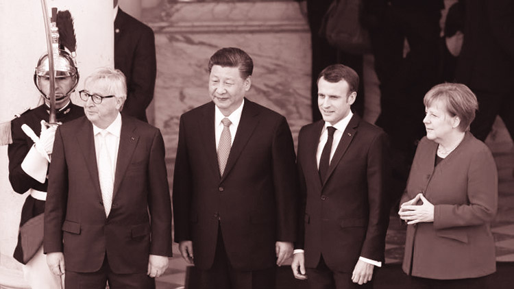 Europe Must Unite on China