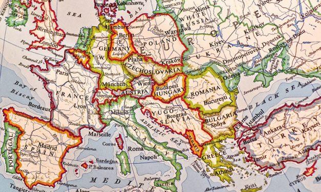 Από τα Βαλκάνια στην Νοτιοανατολική Ευρώπη