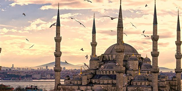 Το σταυρόλεξο της Τουρκίας