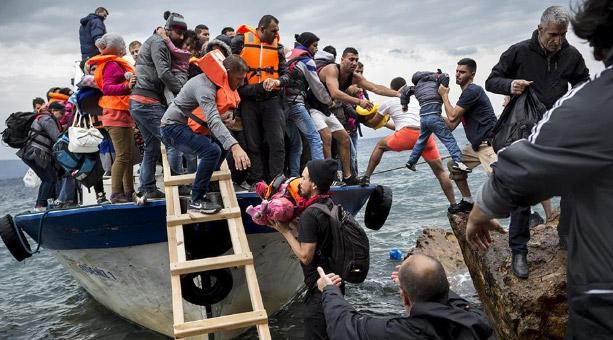 Απέναντι στη  μεταναστευτική- προσφυγική πρόκληση