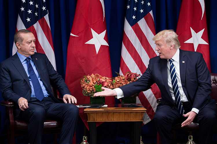 Trump's Turkey deal hands power to Ankara and leaves Syrian Kurds for dead