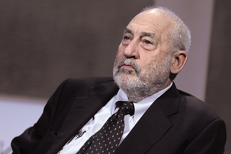 The frivolous Mr. Stiglitz