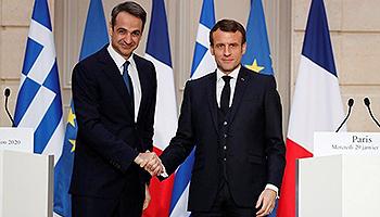 Ελλάς – Γαλλία στρατηγική συμμαχία