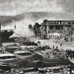Ο εορτασμός των πρώτων 100 ετών ελληνικής ανεξαρτησίας και η μικρασιατική περιπέτεια είχαν συμπέσει.
