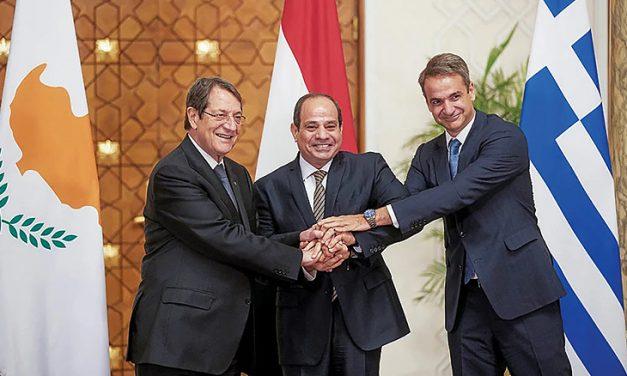 Συνυποσχετικό με Αίγυπτο για Χάγη…