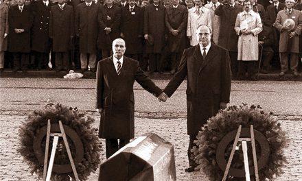 Η Γαλλογερμανική συμφιλίωση και ο ιστορικός ρόλος της  στην ευρωπαϊκή ενοποίηση