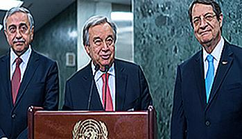 Το Κυπριακό λύθηκε, αλλά δεν ανακοινώθηκε ποτέ