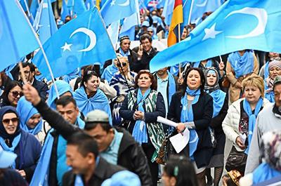 Η Θυσία των Ουιγούρων