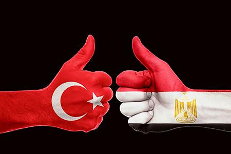 Τουρκία- Αίγυπτος. Δυο μεγάλες χώρες σε αντιπαλότητα.